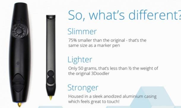 Doodler Pen that 3D Prints – 3Doodler 2.0 5