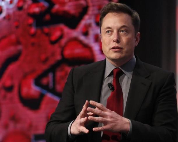 Elon Musk Talks about Space Internet