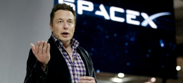 Elon Musk Talks about Space Internet5