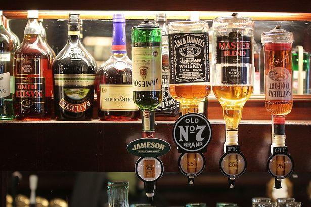 Fake Bar in Hospital – Anti-Drinking Medicine 4