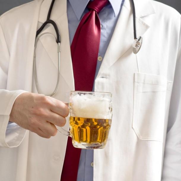 Fake Bar in Hospital – Anti-Drinking Medicine