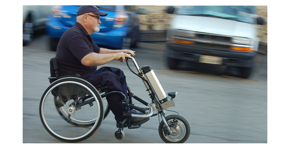 Firefly by Rio Mobility – Transforming Wheelchair into Powered Tricycle3