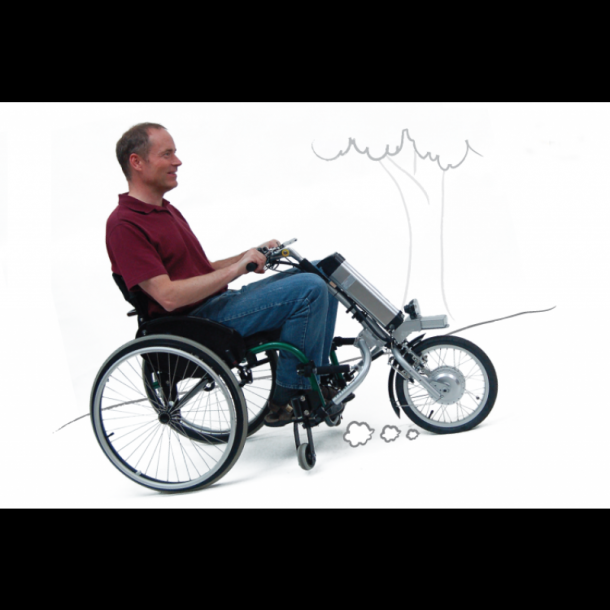 Firefly by Rio Mobility – Transforming Wheelchair into Powered Tricycle4