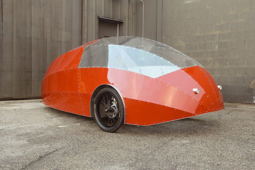 Future People Introduces Zeppelin and Cyclone - Human Powered Vehicles2