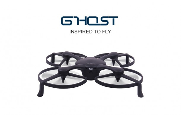 Ghost Drone – Controlled via Smartphone6