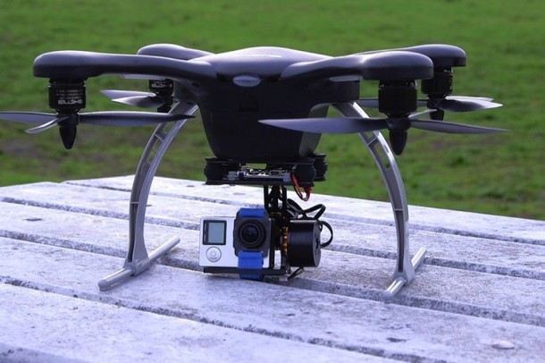 Ghost Drone – Controlled via Smartphone7