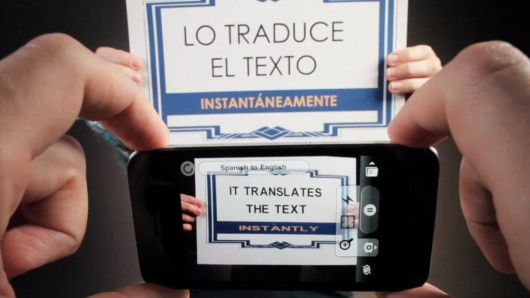 Google Translate Update – Real-Time Conversation Translation and Word Lens 6
