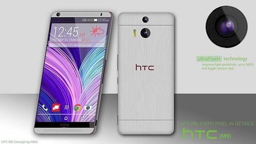 HTC One M9 - Rumors5