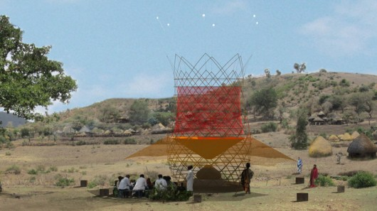 Harnessing Potable Water from Air - Warka Water
