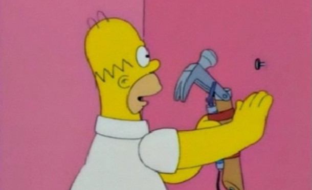 Homer Simpson's Electric Hammer – Patrick Priebe Does it Again2