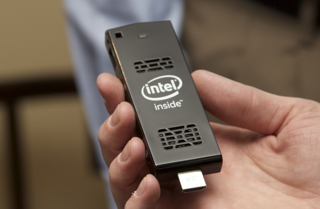 Intel Compute Stick – PC in a Dongle