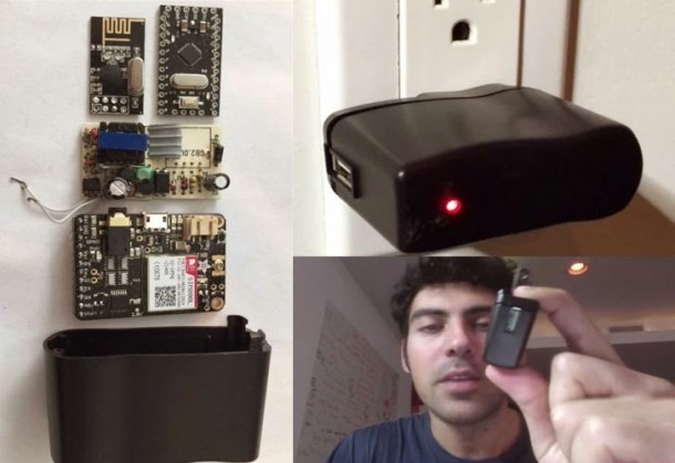 Keysweeper – Hacking Device for $10 5