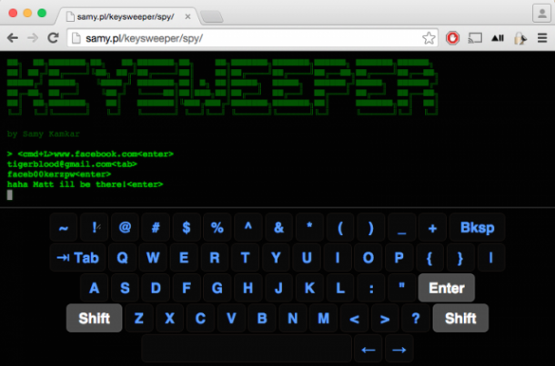 Keysweeper – Hacking Device for $10 6