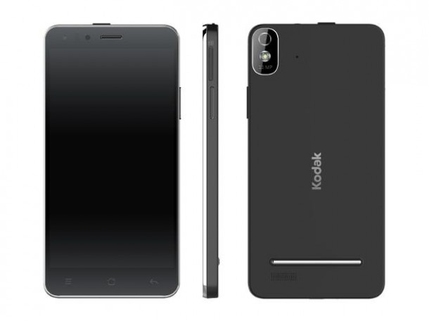 Kodak IM5 – The Smartphone by Kodak