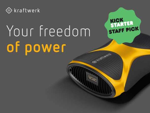 Kraftwerk – Power Pack for Your USB Devices3