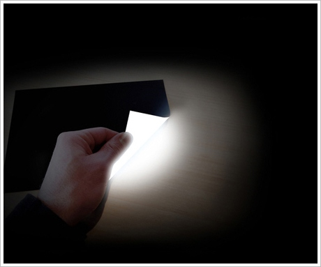 Lightpaper Can Transform Anything into Light4
