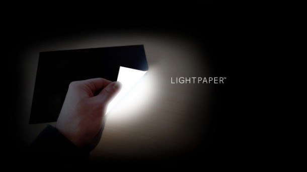 Lightpaper Can Transform Anything into Light5