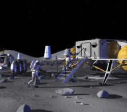 Lin Industrial Claims it Can Build a Moon Base