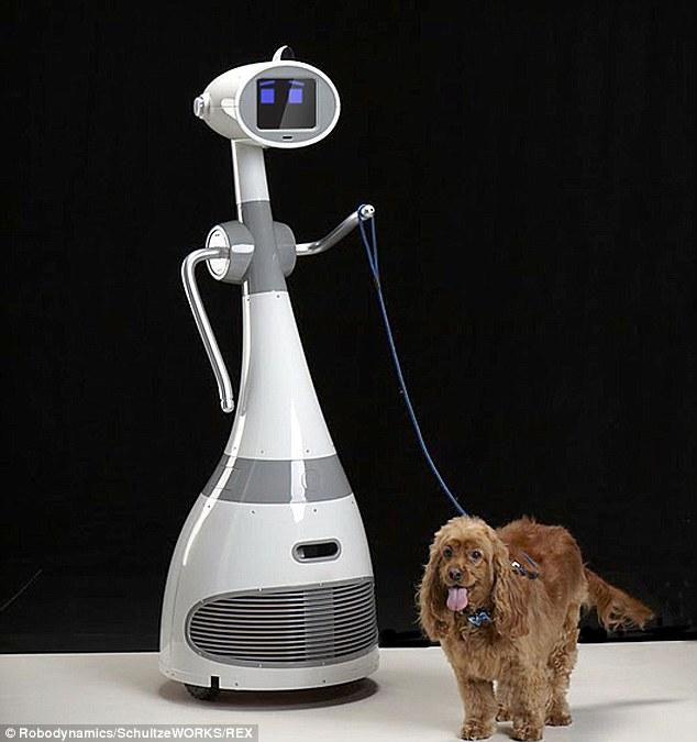 Luna Personal Robot Nearing Manufacturing