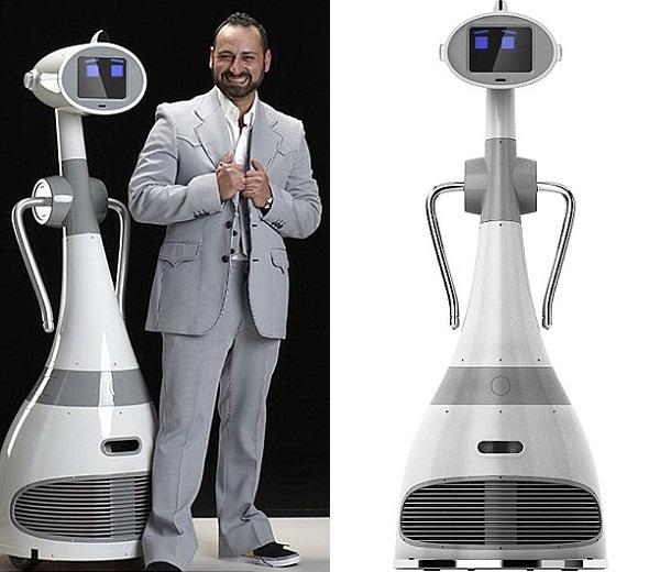 Luna Personal Robot Nearing Manufacturing5