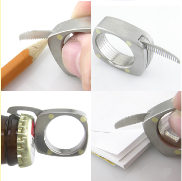 Man Ring Costs $385 and Comes with a Number of Tools 4
