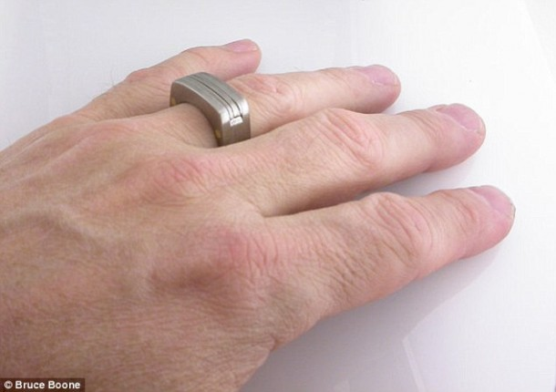 Man Ring Costs $385 and Comes with a Number of Tools 6