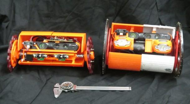 NASA's Vocanobot 1 4