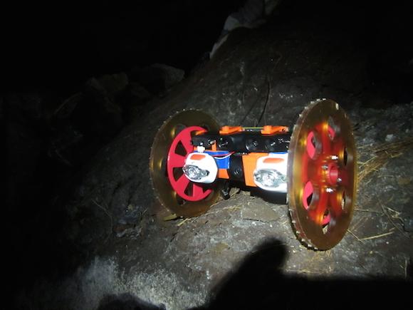 NASA's Vocanobot 1