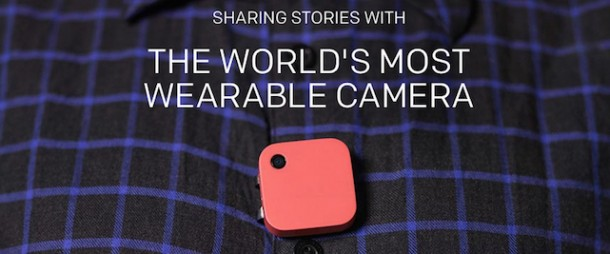 Narrative's Clip 2 – Wearable Camera6