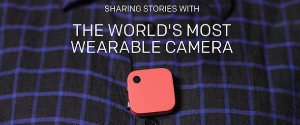 Narrative's Clip 2 – Wearable Camera6