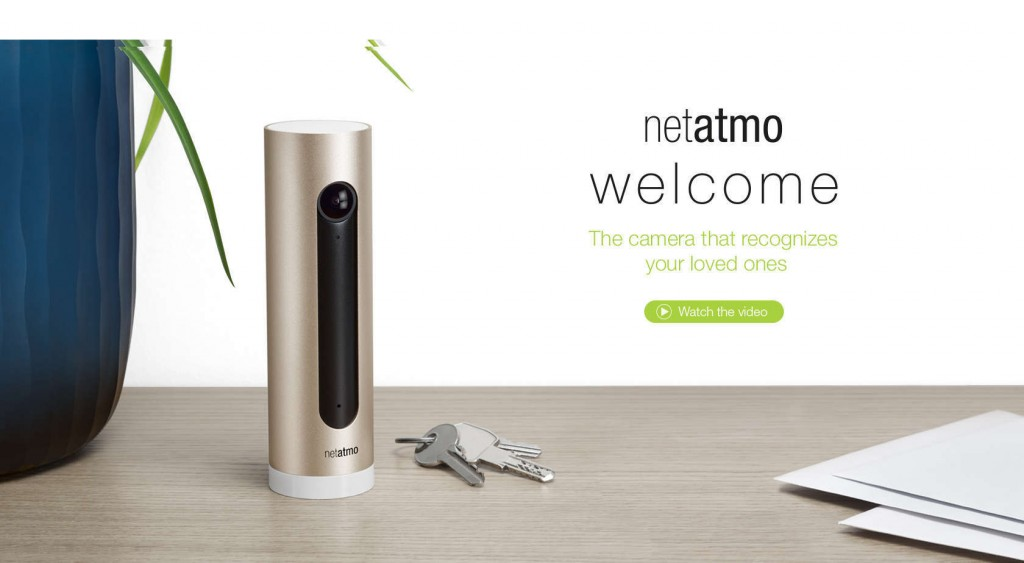 Netatmo Welcome – Security Camera with Facial Recognition8