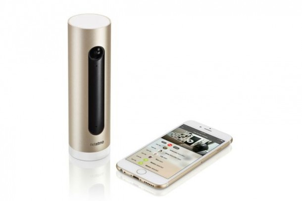 Netatmo Welcome – Security Camera with Facial Recognition
