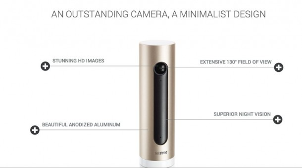 Netatmo Welcome – Security Camera with Facial Recognition6