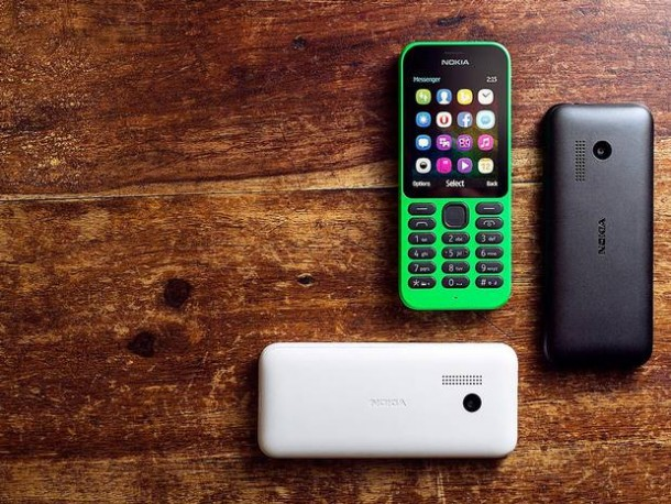 Nokia 215 is The Cheapest Microsoft Phone