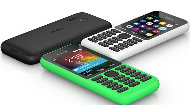 Nokia 215 is The Cheapest Microsoft Phone2