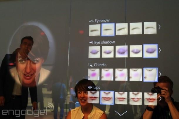 Panasonic Smart Mirror4