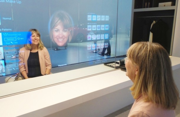 Panasonic Smart Mirror5