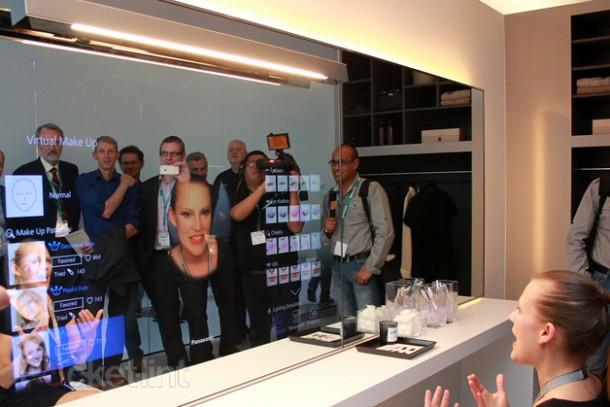 Panasonic Smart Mirror6