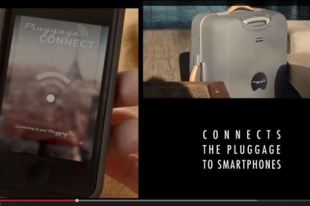 Pluggage – The Smart Luggage4