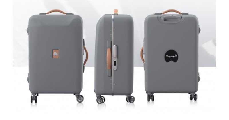Pluggage – The Smart Luggage3