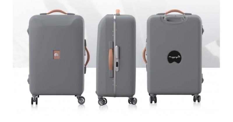 Pluggage – The Smart Luggage3