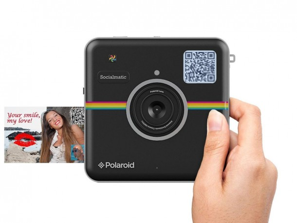 Polaroid Socialmatic Finally Makes its Way to Market2
