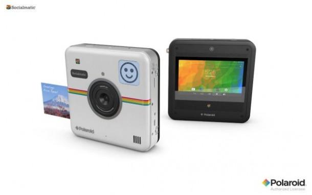 Polaroid Socialmatic Finally Makes its Way to Market3
