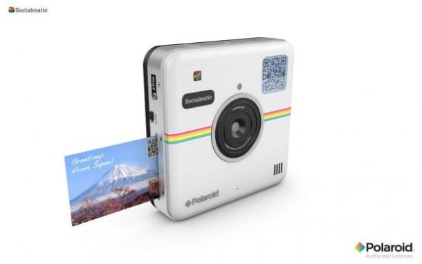 Polaroid Socialmatic Finally Makes its Way to Market4