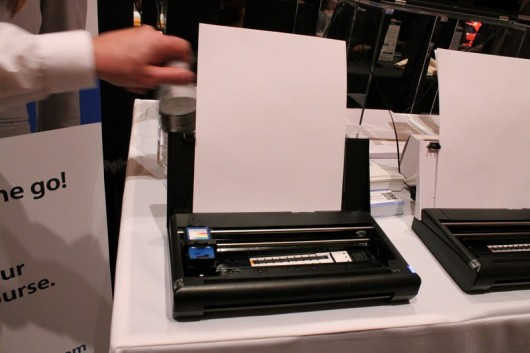 Primera Trio – World's Smallest All in One Printer