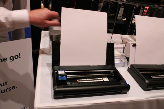 Primera Trio – World's Smallest All in One Printer