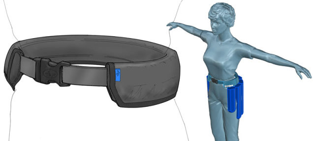 Protection for Old – Airbag Prevents Damage to Hip Bone2