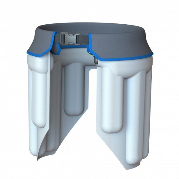Protection for Old – Airbag Prevents Damage to Hip Bone3