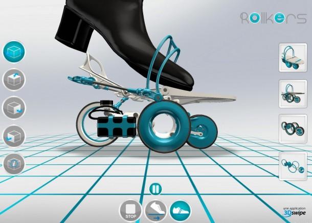 Rollkers – Motorized Under shoes2