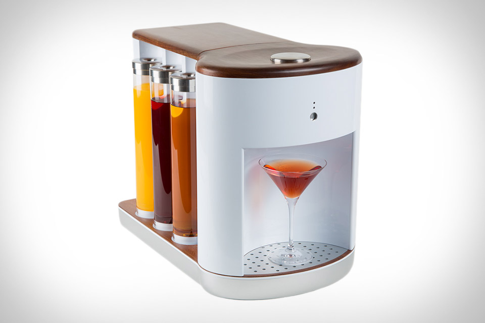 Somabar costs $500 and Can Create 300 Different Cocktails4